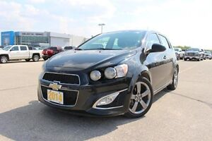 2014 Chevrolet Sonic RS *LEATHER SUNROOF*