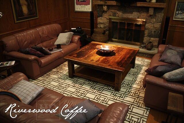 Custom Reclaimed Wood Coffee Tables Coffee Tables