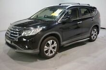 2013 Honda CR-V RM VTi-L 4WD Black 5 Speed Automatic Wagon Old Guildford Fairfield Area Preview