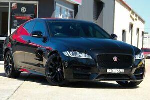 2015 Jaguar XF X250 MY15 R-Sport Black 8 Speed Sports Automatic Sedan Gateshead Lake Macquarie Area Preview