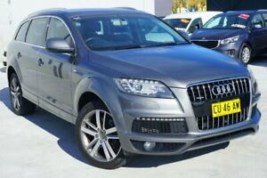 2013 Audi Q7 MY13 TDI Tiptronic Quattro Grey 8 Speed Sports Automatic Wagon Pearce Woden Valley Preview