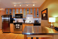 Chic Furnished Condo in Yaletown - 1br+den - $1850.00/month