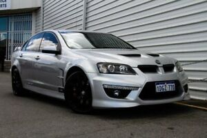 2009 Holden Special Vehicles ClubSport E Series 2 R8 Silver 6 Speed Sports Automatic Sedan