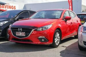 2016 Mazda 3 BM5476 Touring SKYACTIV-MT Red 6 Speed Manual Hatchback Tweed Heads Tweed Heads Area Preview