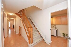 GORGEOUS 4+1Bedroom Detached House @MISSISSAUGA $968,000 ONLY