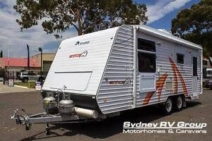 2012 Windsor Entice, Clever Floorplan with BUNKS! CU951 Penrith Penrith Area Preview