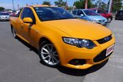 2014 Ford Falcon FG MkII XR6 Ute Super Cab EcoLPi Orange 6 Speed Sports Automatic Utility Hoppers Crossing Wyndham Area Preview