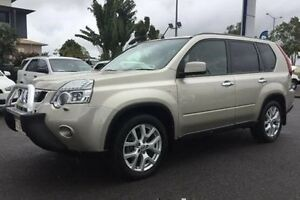 2012 Nissan X-Trail T31 Series IV TI Gold 1 Speed Constant Variable Wagon Berrimah Darwin City Preview