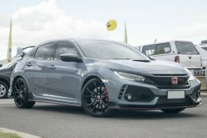 2018 Honda Civic 10th Gen MY18 Type R Grey 6 Speed Manual Hatchback