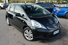 2009 Honda Jazz GE MY09 VTi-S Crystal Black 5 Speed Sports Automatic Hatchback Phillip Woden Valley Preview