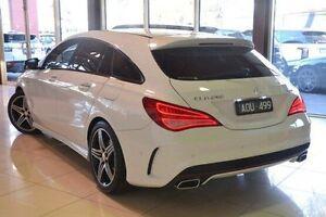 2015 Mercedes-Benz CLA250 X117 Sport Shooting Brake DCT 4MATIC White 7 Speed