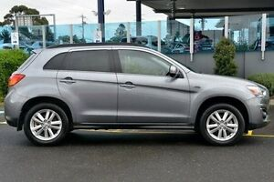 2014 Mitsubishi ASX Grey Sports Automatic Wagon Narre Warren Casey Area Preview