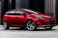 Lease Transfer 2014 Ford Focus - 16 months - $153.96 Bi-Weekly