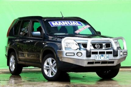 2011 Nissan X-Trail T31 MY11 ST (FWD) Blue 6 Speed Manual Wagon Ringwood East Maroondah Area Preview