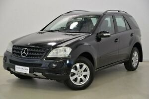 2005 Mercedes-Benz ML320 CDI W164 W164 Black 7 Speed Sports Automatic Wagon Mansfield Brisbane South East Preview