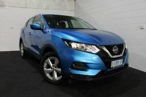 2018 Nissan Qashqai J11 Series 2 ST X-tronic Blue 1 Speed Constant Variable Wagon Glenorchy Glenorchy Area Preview