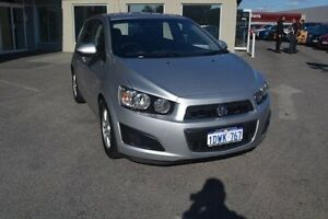 2011 Holden Barina TM Silver 5 Speed Manual Hatchback Bayswater Bayswater Area Preview