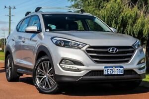 2016 Hyundai Tucson TL MY17 Active X 2WD Silver 6 Speed Sports Automatic Wagon Wangara Wanneroo Area Preview