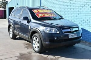 2009 Holden Captiva CG MY09 CX (4x4) Grey 5 Speed Automatic Wagon Enfield Port Adelaide Area Preview