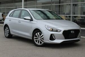 2019 Hyundai i30 PD2 MY19 Active Silver 6 Speed Sports Automatic Hatchback Osborne Park Stirling Area Preview