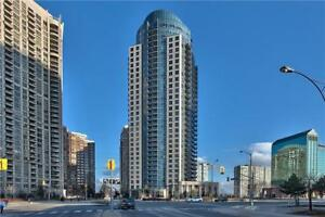 Mississauga Valleys | 2+1 Bdrm Condo Apt W/ 1 Parking Spot