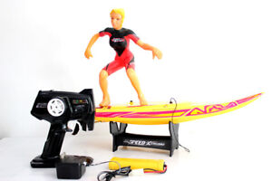 RC RTR Wave Surfing Fast Racing Surfer Easily upgrade BRAND NEW