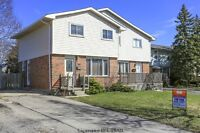 210 Admiral Dr. Nice, clean, 3 bedroom semi with large back yard