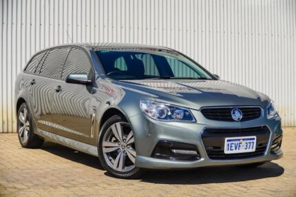 2014 Holden Commodore VF MY14 SS Sportwagon Grey 6 Speed Sports Automatic Wagon