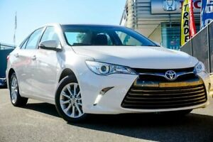 2015 Toyota Camry AVV50R MY15 Altise Hybrid White Continuous Variable Sedan Wangara Wanneroo Area Preview