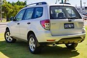 2012 Subaru Forester S3 MY12 X AWD White 4 Speed Sports Automatic Wagon Victoria Park Victoria Park Area Preview