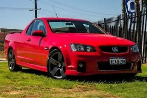 2012 Holden Ute VE II SS Thunder Red 6 Speed Sports Automatic Utility