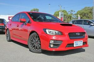 2015 Subaru WRX V1 MY16 STI AWD Red 6 Speed Manual Sedan Rockingham Rockingham Area Preview