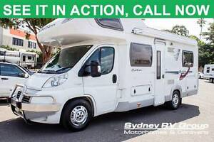 U3345 Avan Ovation M3 Comfortably Seats And Sleeps 4 + LOW KMs Penrith Penrith Area Preview