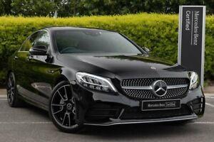 2019 Mercedes-Benz C-Class W205 800MY C200 9G-Tronic Black 9 Speed Sports Automatic Sedan Narre Warren Casey Area Preview