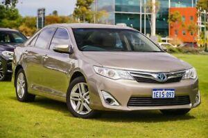 2013 Toyota Camry AVV50R Hybrid HL Bronze 1 Speed Constant Variable Sedan Hybrid Burswood Victoria Park Area Preview