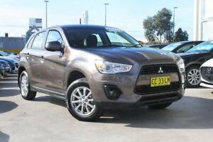 2013 Mitsubishi ASX XB MY13 Grey 6 Speed Sports Automatic Wagon Kirrawee Sutherland Area Preview