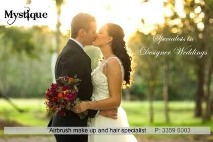 AIRBRUSH MAKEUP, HAIR & LASHES for $155 each