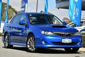 2009 Subaru Impreza G3 MY10 WRX AWD Blue 5 Speed Manual Sedan Melville Melville Area Preview