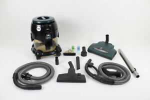 HYLA NST Vacuum Cleaner MInt Condition loaded with tools & WARRANTY