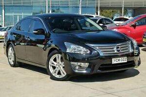 2013 Nissan Altima L33 Ti-S X-tronic Black 1 Speed Constant Variable Sedan Castle Hill The Hills District Preview