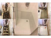 Bathroom fitting/ Bathroom conversion/ Plumbing/ Heating/ Tiling/ Lighting/ Painting