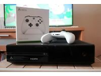 Xbox One + Games + New Controller