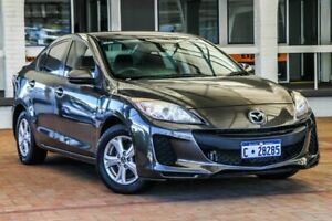2012 Mazda 3 BL10F2 MY13 Neo Grey 6 Speed Manual Sedan Melville Melville Area Preview