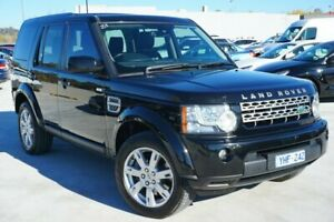2011 Land Rover Discovery 4 Series 4 MY11 SDV6 CommandShift SE Black 6 Speed Sports Automatic Wagon Pearce Woden Valley Preview