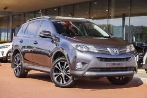 2015 Toyota RAV4 ASA44R Cruiser AWD Grey 6 Speed Sports Automatic Wagon Gosnells Gosnells Area Preview