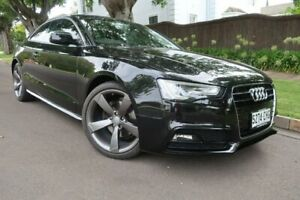 2015 Audi A5 8T MY15 Multitronic Black 8 Speed Constant Variable Coupe Prospect Prospect Area Preview