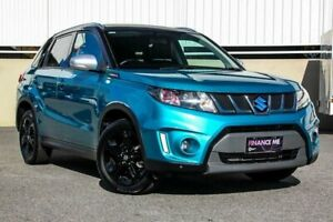 2018 Suzuki Vitara LY S Turbo (2WD) Blue 6 Speed Automatic Wagon Cannington Canning Area Preview