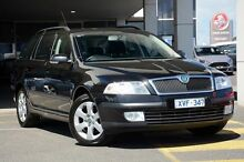 2008 Skoda Octavia 1Z Elegance DSG Black 6 Speed Sports Automatic Dual Clutch Wagon Mornington Mornington Peninsula Preview