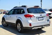 2014 Subaru Outback B5A MY14 3.6R AWD Premium Silver 5 Speed Sports Automatic Wagon Osborne Park Stirling Area Preview