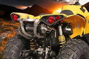 MUZZY ATV Stainless Exhaust & FUEL CONTROLLERS MUZZY Kingston Kingston Area image 5